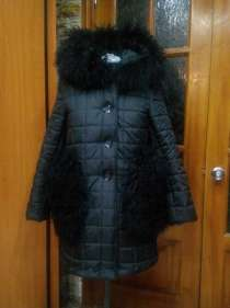 Пальто с мехом ламы, в Екатеринбурге