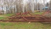 Металлические фермы для перекрытия крыши, в Кирове