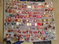 Коллекция значков с изображением в.и.ленина, в Ижевске