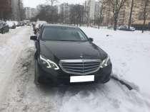 Mercedes E200, рестайлинг 2013 год, мотор 2 литра, 184 л/с, в Санкт-Петербурге