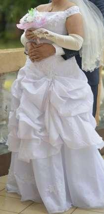 Свадебное платье, в Новокуйбышевске