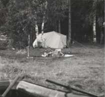 Палатка польская, трёхместная, герметичная, двухполостная, в Дзержинске
