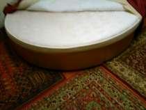 Круглая кровать с матрацем, в Таганроге