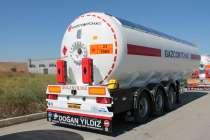 Газовоз DOGAN YILDIZ 52 м3, в Перми