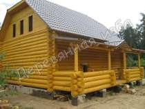 Строительство домов, бань из бревна и бруса., в Костроме