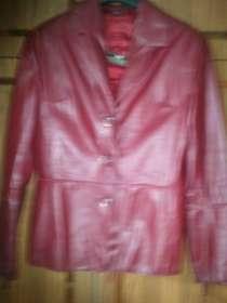 куртку кожа, в Калининграде