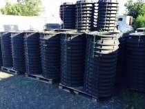 Люки канализационные полимерпесчаные, в г.Темиртау