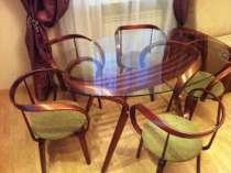 Продаю стол и стулья в гостиную-столовую, в Иркутске