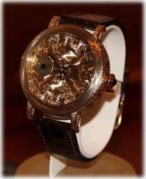 Элитные золотые часы, в г.Прага