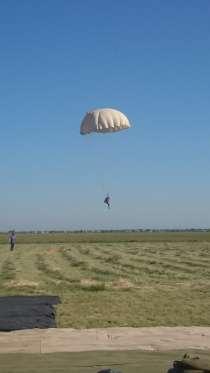 Прыжки с парашютом, в г.Бузулук