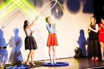 Шоу мыльных пузырей, в Екатеринбурге