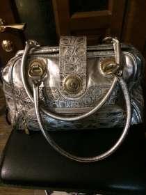 Итальянская сумка Gilda Tonelli, в Новосибирске