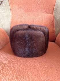 Продам шапку норковую, мужскую, в г.Павлодар
