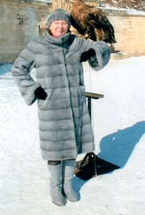 Шуба норковая, в Москве