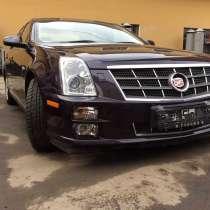 Cadillac STS, в Екатеринбурге