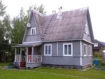 Продам участок с домом и баней озеро в шаговой доступности, в г.Выборг
