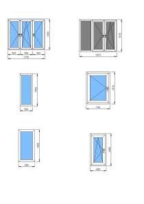 Окна пвх, в Екатеринбурге
