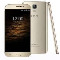 Смартфон UMI ROME X 1/8Gb Gold, в г.Докучаевск