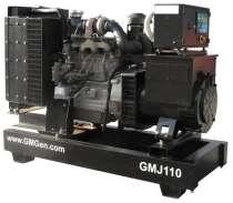 Дизель-генераторные установки GMGen серия John Deere, в Москве