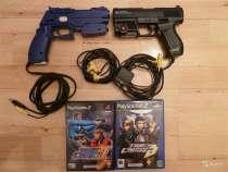 Sony PlayStation 2 + много игр, в Москве