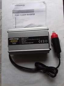 Инвертор 12в-220в с USB мощность 200вт, в г.Константиновка
