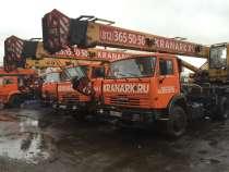 25тонн Автокран Галичанин 25т кс-55713-1В 2010 Год, в Санкт-Петербурге