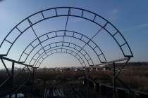 Навес металлический дачный, в г.Медногорск