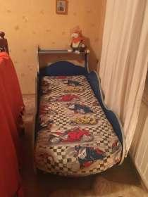 Детская кроватка машина, в Санкт-Петербурге