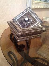 Шкатулка для украшений, в Ульяновске