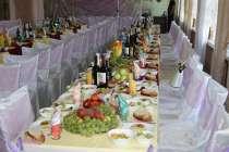 Свадьбы, юбилеи, корпоративы. Уютный зал до 100чел. Недорого, в г.Витебск
