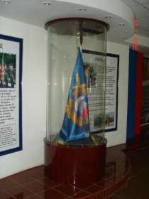 Витрина под знамя, в Волгограде
