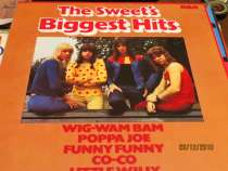 Пластинка THE SWEET's Biggest Hits 1985 RCA, в Москве