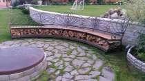 Садовая скамейка для отдыха, в Красногорске