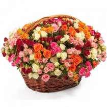 Круглосуточный интернет-магазин цветов и подарков, в Москве