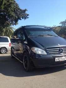 Продается Mercedes-Benz-Viano 2004, микроавтобус, в г.Алексеевка