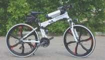 Электровелосипед, в Дубне