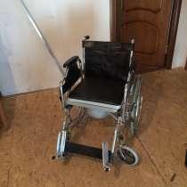 Санитарное инвалидное кресло, в Курске