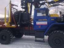 Лесовозный тягач Урал 55571-1151-70M.(ЯМЗ-5362210) 2016 г.в., в Миассе