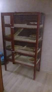 Продаю деревянную клетку! Размеры 170*100*50, в Екатеринбурге