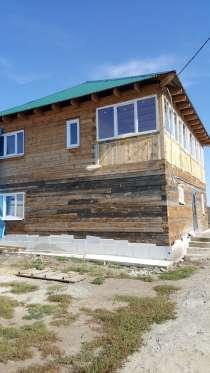Дом в Урике, в Иркутске