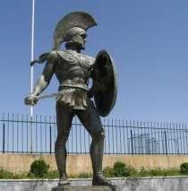 Скульптура из металла, в Краснодаре