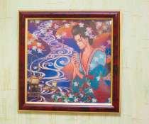 Продаю вышитые крестиком, бисером:картины, именные иконы, в Краснодаре