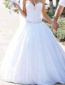 шикарное свадебное платье, в Ростове-на-Дону