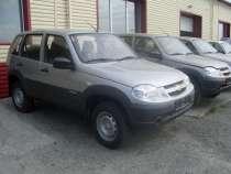 Chevrolet Niva, в Челябинске