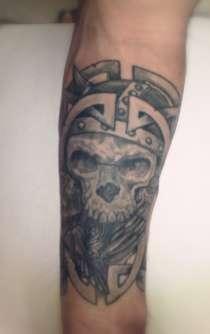 Художественная татуировка, в Ростове-на-Дону