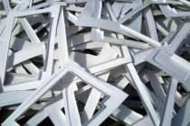 Обрезки, отходы АБС-пластика, полистирола, в Калуге