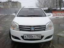 Автомобиль Geely MK Cross, в Нижнем Новгороде