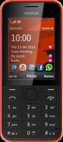 сотовый телефон Nokia 208, в Чите
