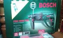 Перфоратор Bosch PBH 3000 FRE+ набор сверл, в Санкт-Петербурге