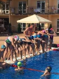 Обучение плаванию, персональные и групповые тренировки, в Москве